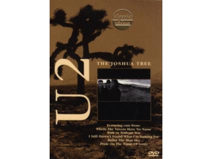 Classic Albums - U2 - The Joshua Tree (DVD)