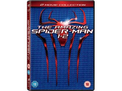 Amazing Spider-Man 1 & 2 (DVD)