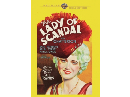 Lady Of Scandal (Usa Import) (DVD)