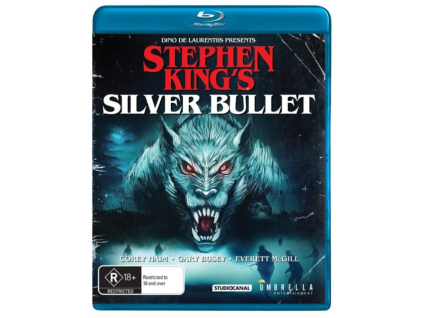 Silver Bullet (Usa Import) (Blu-ray)