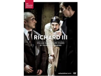 LARS EIDINGER - William Shakespeare: Richard III - staged by Thomas Ostermeier (DVD)