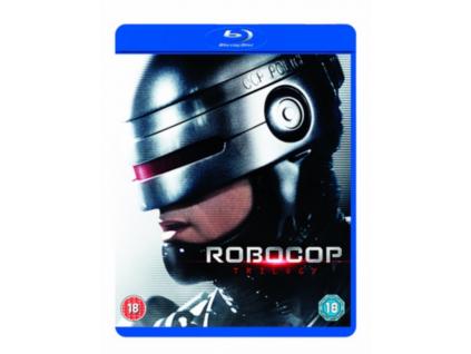 Robocop Trilogy [Remastered] (Blu-ray)