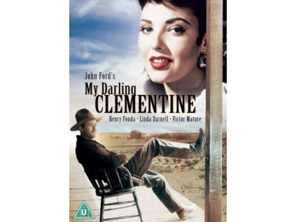 My Darling Clementine (1946) (DVD)