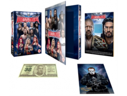 Wwe: Wrestlemania 32 - Ultimate Collectors Edition (DVD)