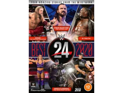 WWE: WWE 24 - The Best Of 2020 (DVD)
