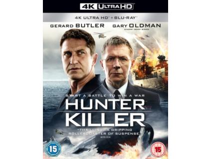 Hunter Killer (Blu-ray 4K)