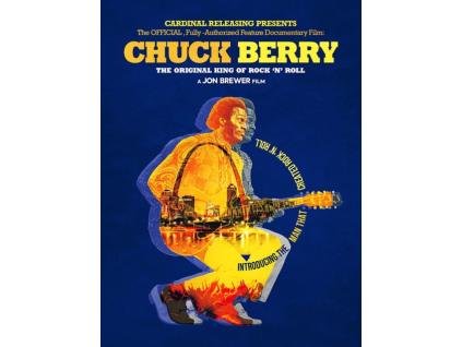 CHUCK BERRY - Original King Of Rock N Roll (Blu-ray)