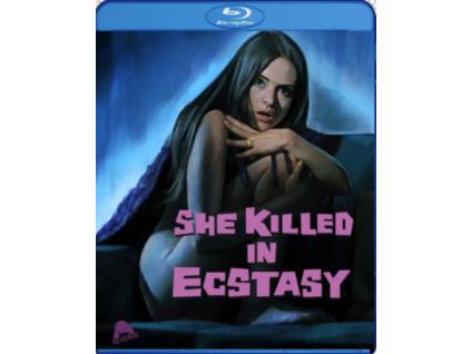 She Killed In Ecstasy (Blu-ray)