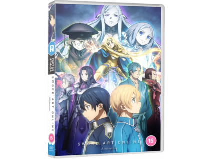 Sword Art Online Alicization Part 2 - Standard Edition DVD