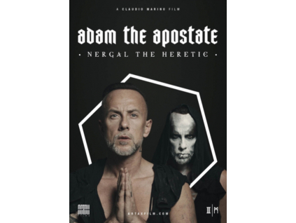 BEHEMOTH - Marino Claudio - Adam The Apostate (DVD)