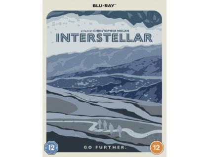 Interstellar [Blu-ray] [2014]