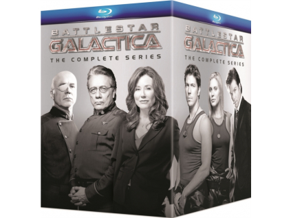 Battlestar Galactica (2004): The Complete Series (USA Import) (Blu-ray)