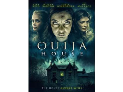 Ouija House. The (DVD)