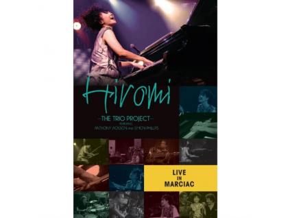 HIROMI - Live At Marciac (DVD)