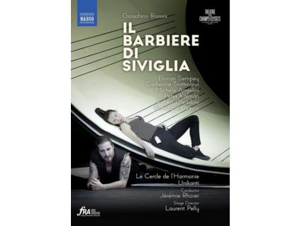 CERCLE DE LHARMONIE / RHORER - Gioachino Rossini: Il Barbiere Di Siviglia (DVD)