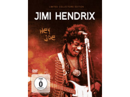 JIMI HENDRIX - The Music Story (DVD)