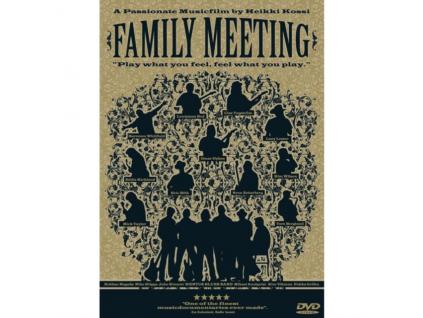 WENTUS BLUES BAND - Family Meeting (DVD)