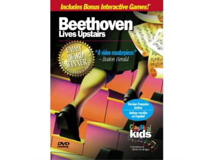 CLASSICAL KIDS - Beethoven Lives Upstairs (DVD)