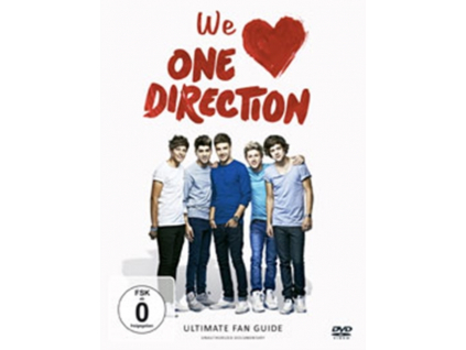 ONE DIRECTION - We Love Direction (DVD)