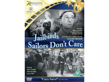 Jailbirds / Sailors DonT Care (DVD)