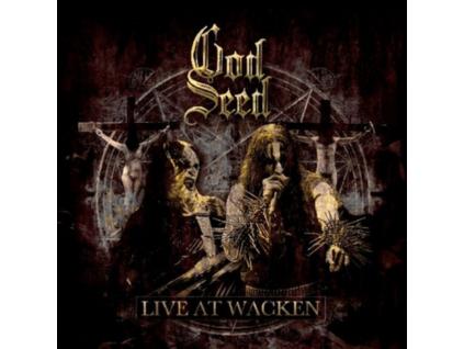 GOD SEED - Live At Wacken (DVD)