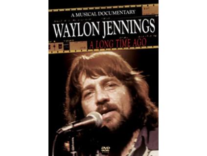 WAYLON JENNINGS - A Long Time Ago (DVD)