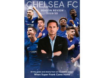 Chelsea Fc Season Review 2019/20 (DVD)