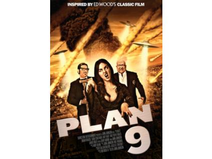 Plan 9 (DVD)