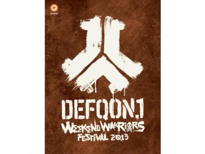 VARIOUS ARTISTS - Defqon 1 Weekend Warriors Festival 13 (Blu-ray + DVD)