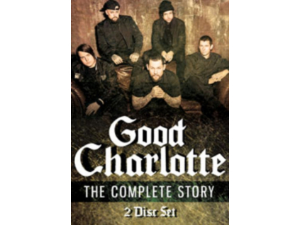 GOOD CHARLOTTE - The Complete Story (DVD + CD)