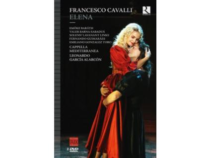 VARIOUS ARTISTS - Francesco Cavalli  Elena (DVD)