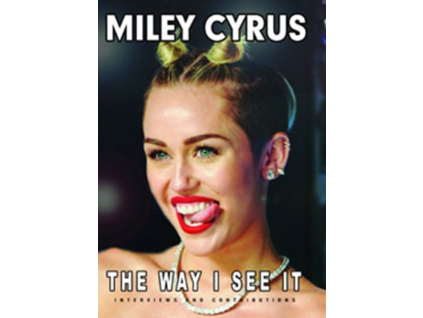 MILEY CYRUS - The Way I See It (DVD)