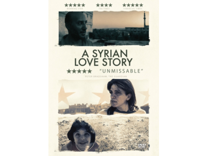 A Syrian Love Story (DVD)