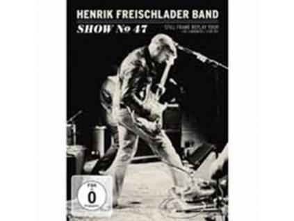 HENRIK FREISCHLADER - Henrik Freischlader: Show No. 47 (DVD)