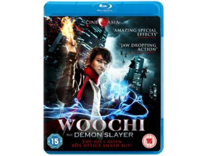 Woochi  The Demon Slayer (Blu-ray)