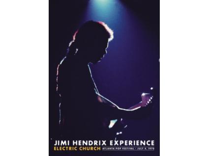 JIMI HENDRIX - Electric Church (DVD)