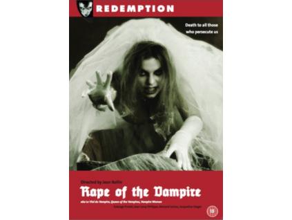 Rape Of The Vampire (DVD)