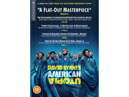 David Byrne's American Utopia [DVD] [2020]