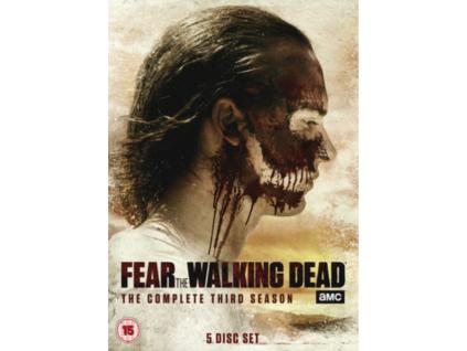 Fear The Walking Dead Season 3 (DVD)