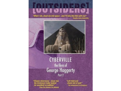 Cyberville: The Films Of George Haggerty Vol 2 (DVD)