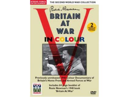 Rosie NewmanS Britain At War In Colour (DVD)