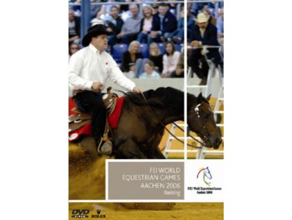 Fei World Equestrian Games 2006 Reining (DVD)