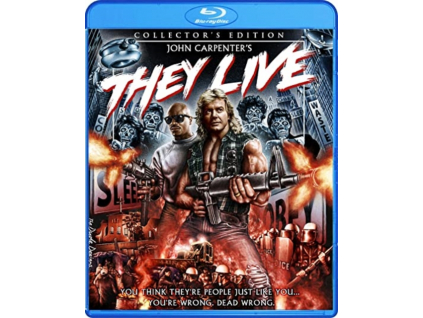 They Live (CollectorS Edition) (USA Import) (Blu-ray)