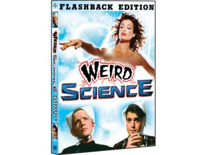 Weird Science (Flashback Edition) (USA Import) (DVD)