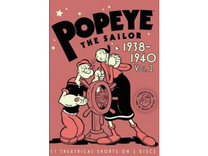 Popeye Sailor: Vol. 2 (Usa Import) (DVD)