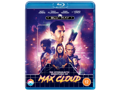 The Intergalactic Adventures of Max Cloud [Blu-ray]