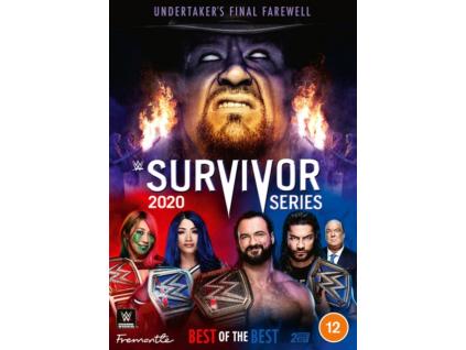 WWE: Survivor Series 2020 [DVD]
