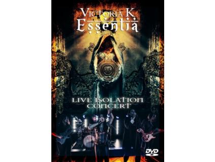 VICTORIA K - Live Isolation Concert (DVD)