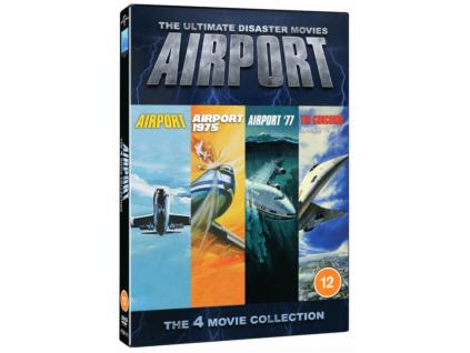 Airport 1/2/3/4 (DVD)