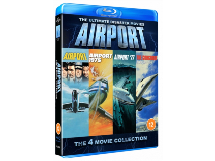 Airport 1/2/3/4 (Blu-ray)